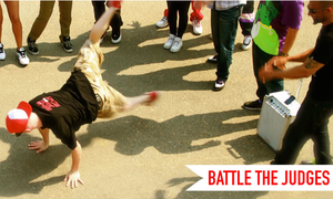 Win three double tickets for Battle the Kings Forever
