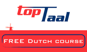 Win a Dutch language course by TopTaal