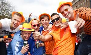 Win tickets to five of the best King's Day parties!
