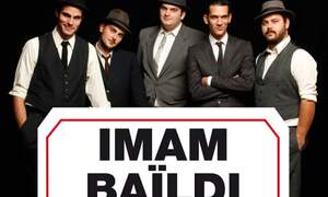 Win two double tickets for Imam Baildi