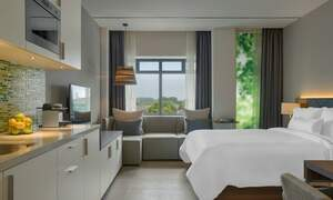 Win a weekend stay for two in the Element Amsterdam Hotel