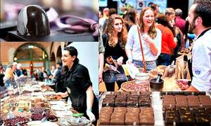 Win tickets to the Chocoa Chocolate Festival 2017