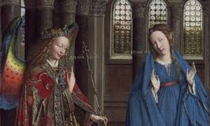 Win two double tickets for The Road to Van Eyck Exhibition