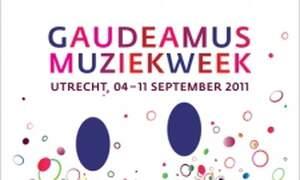Win two double tickets for Gaudeamus Music Week Festival