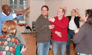 Win a 20 hour improvised comedy course