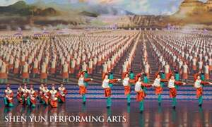 Win double tickets to Shen Yun Chinese Dance Performance