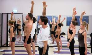 Win three one-month unlimited memberships at Absolute Yoga Amsterdam!