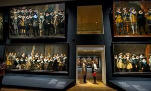 Win five double tickets to Portrait Gallery of the Golden Age