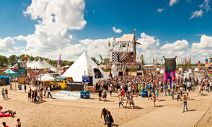 Win two double tickets for Solar Weekend