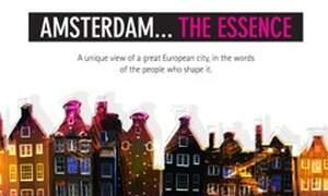 Win five books about Amsterdam