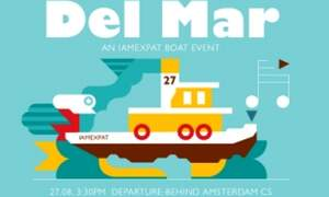 Win one double ticket for Del Mar by IamExpat