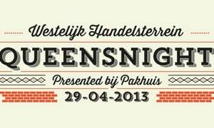 Win three double tickets to the Pakhuis Queen's Night Festival