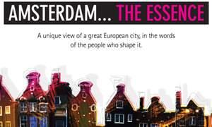 Win 10 books about Amsterdam