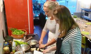 Win three vouchers for an Italian cooking workshop
