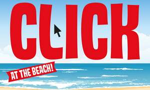 Win two double tickets for Click at the Beach