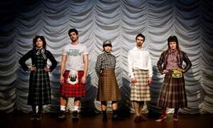 Win three double tickets to the Julidans Festival 2013 opening performance
