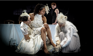 Win three double tickets to Swan Lake by Jakop Ahlbom