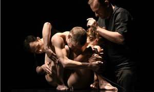 Win a double ticket to SKiN: theatre without words