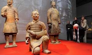 Win two double tickets to the Chinese Terracotta Warriors exhibition