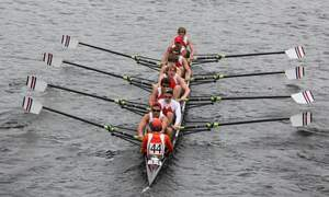 Win five double tickets to the World Rowing Championships!