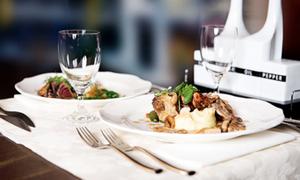 Get 25% off your restaurant bill
