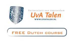 Win a Dutch language course at UvA Talen