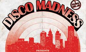 Win three double tickets for Disco Madness: Jason Lev & Marcel Vogel
