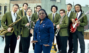 Win two double tickets for Sharon Jones and The Dap Kings concert