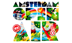 Win four double tickets for Amsterdam Open Air Festival 2012!