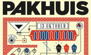 Win two double tickets to the Pakhuis Festival