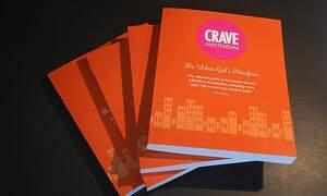 Win 2 CRAVE Amsterdam copies