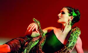 Win three first-rank double tickets to Mata Hari by the Dutch National Ballet