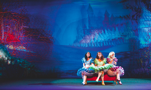 Win a family ticket for Alice in Wonderland