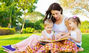 Reading with kids: Some tips and advice