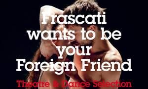 Frascati Foreign Friends 2013-2014 Theatre Season
