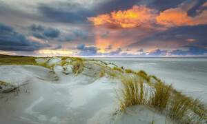 13 popular beaches in the Netherlands