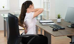 How your posture could be affecting your health without you knowing it