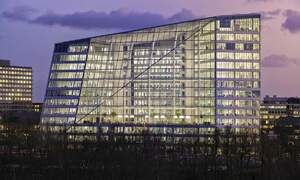 The Edge, world's most sustainable office building, opens in Amsterdam