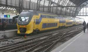New high-speed train line between The Hague and Brussels
