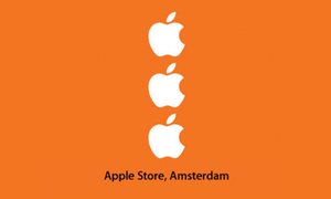 First official Dutch Apple store opens in Amsterdam