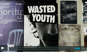 Behind the scenes: Wasted Youth (IFFR)