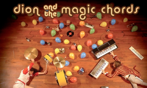Stories from the Rotterdam Poppodium: Dion and the Magic Chords