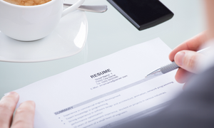 How to make sure your resume makes the cut