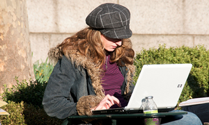 Free wifi for everyone in the centre of The Hague