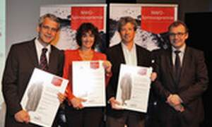 NWO crowns best Dutch scientists