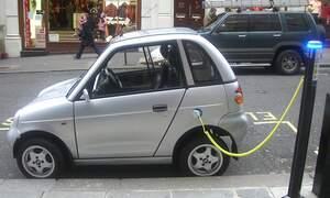 Buy an electric car & get free parking
