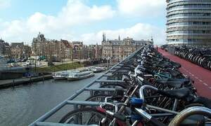 Amsterdam most bicycle friendly city in the world