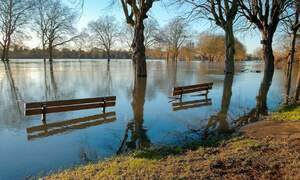 European Flood Costs to Quadruple by 2050