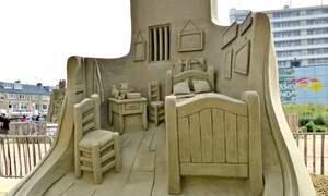 European Championship Sand Sculpture Festival