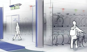 Haarlem Station to try out high-tech bike parking system